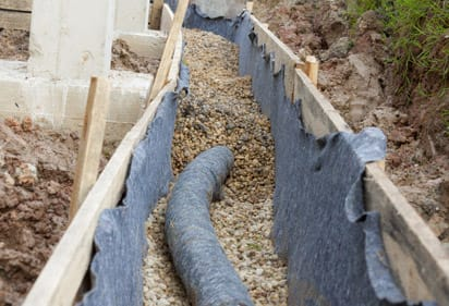 storm and water drainage professionals